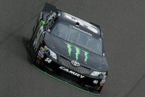 Third-Place finish for car owner Busch in Bristol 250