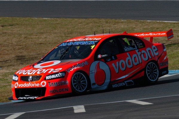 Whincup bounces back for win in  SMP's race 2