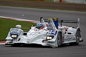 WEC Race report Every cloud has a silver lining for Dalziel