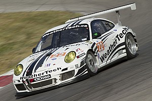 WeatherTech Porsche poised for Baltimore Grand Prix