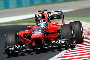 Formula 1 Breaking news Marussia to use Williams KERS in 2013
