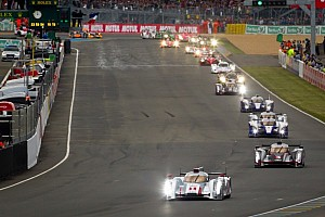 Le Mans Breaking news Le Mans 2013 has new June date, rest of WEC events not yet named