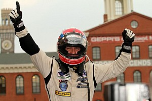 ALMS Race report Level 5 Motorsports scores upset victory in Baltimore street fight