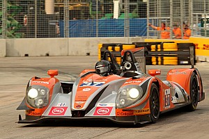 ALMS Race report Heartbreaking finish for Conquest Endurance at Baltimore