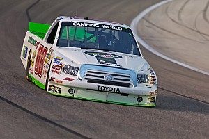 NASCAR Truck Race report Chastain slides to top-twenty at Atlanta