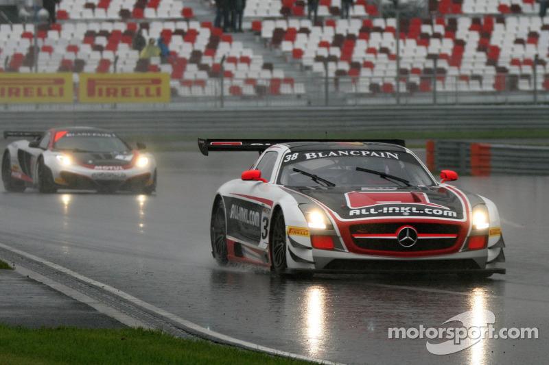 Muennich Motorsport keeps lead after Moscow