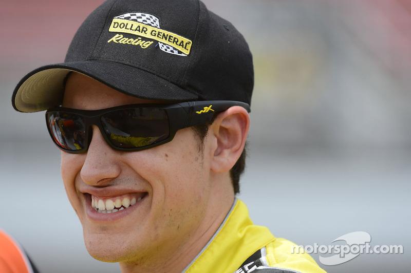 Joey Logano to join Penske Racing beginning in 2013