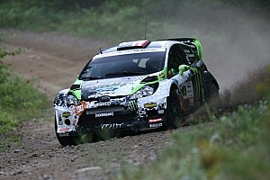 Other rally Race report Ken Block and Alex Gelsomino victorious in return to Canada at Rallye Défi Sainte-Agathe