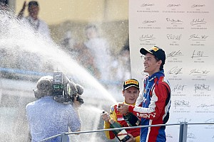 GP2 Race report Southwater's Palmer secures superb GP2 podium at Monza
