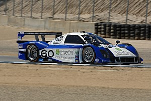 Grand-Am Race report Strong Run Up Front For Michael Shank Racing at Laguna Seca
