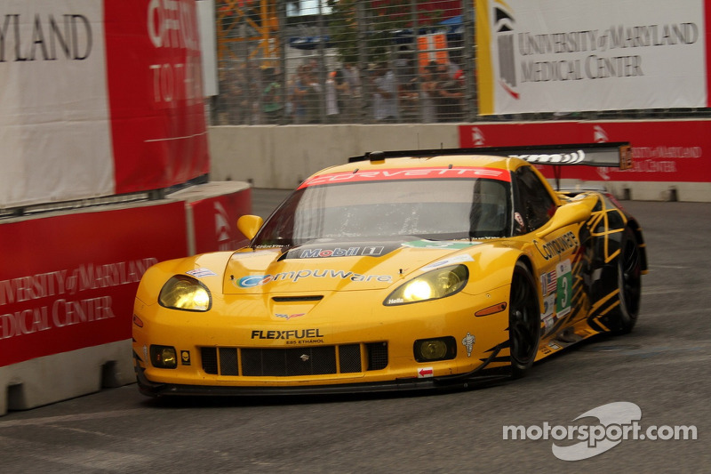 Corvette Team ventures into uncharted territory at Virginia International Raceway