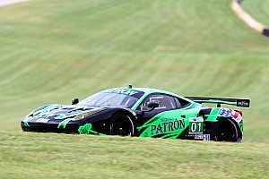 ALMS Race report Podium finish for Extreme Speed Motorsports at VIR