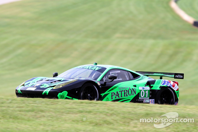 Podium finish for Extreme Speed Motorsports at VIR