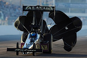 NHRA Race report Langdon, Capps, Line and Hines victorious at Charlotte's zMAX Dragway