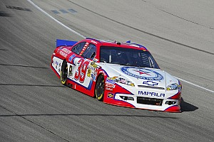Newman marches to top-five finish at Chicagoland