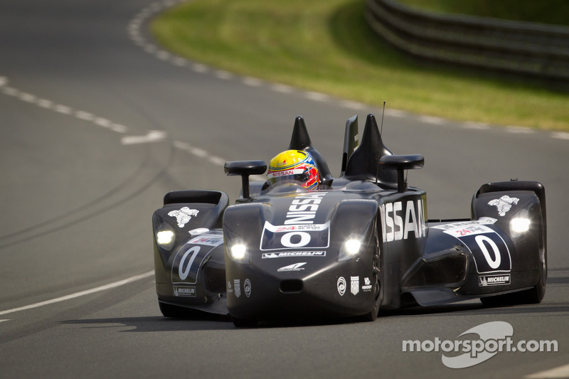 Nissan DeltaWing will contest the Petit Le Mans race at Road Atlanta