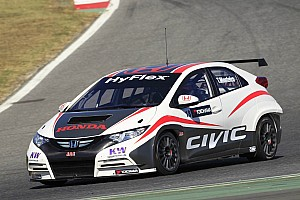 WTCC Testing report Tiago Monteiro concludes three days of testing in Algarve