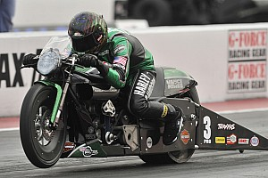 NHRA Breaking news Pro Stock Motorcycle 2013 engine package for Harley-Davidson and Buell announced