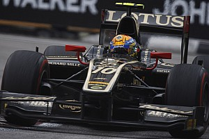 GP2 Race report Lotus GP just misses the 2012 team title in Singapore