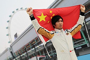 Formula 1 Breaking news Japan visa problem for Chinese F1 driver
