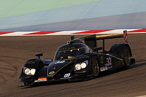 WEC Qualifying report Lotus LMP2 second day at the 6 Hours of Bahrain