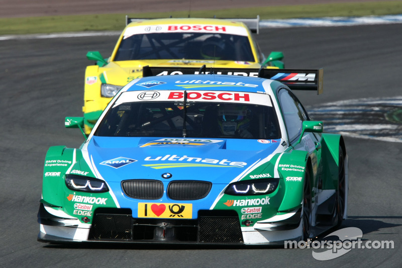 Three BMW M3 DTMs start in the top ten in Valencia