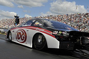 Qualifying at St. Louis comes together for Connolly