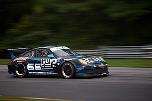 Grand-Am Race report Porsche finishes 5th, 6th, 12th and 15th in Lime Rock finale