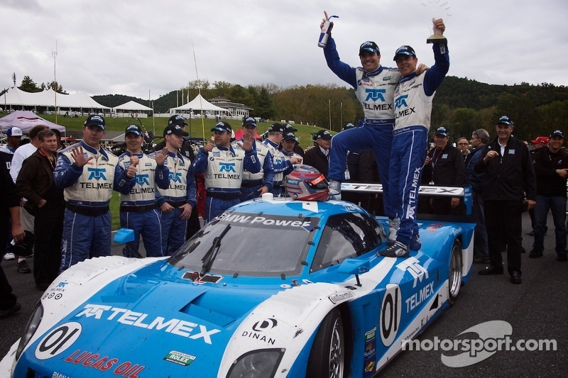 Champions Pruett, Rojas and Ganassi faced stiff competition in 2012