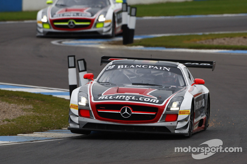 Muennich Motorsport takes both titles at the GT1 world championship