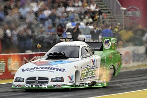 NHRA Preview Beckman keeps championship hopes alive heading to Reading