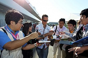 Schumacher and Hamilton need to focus on Suzuka