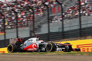 Unexciting performance from McLaren on Suzuka qualifying
