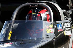 Kalitta Racing's Grubnic sets record in Reading qualifying