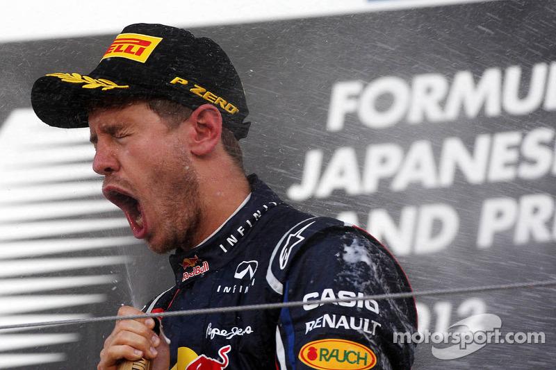 Red Bull say 'arigatou' Japan after victory at Suzuka