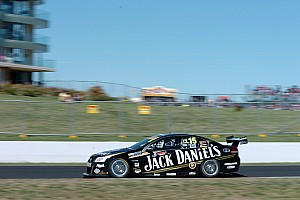 V8 Supercars Race report Jack Daniel's Racing drivers had challenging Bathurst 1000