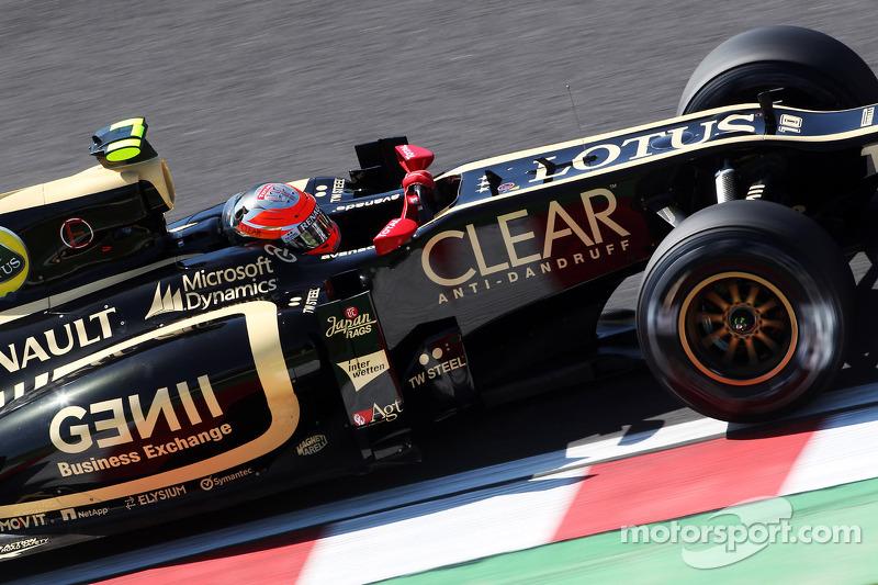 Webber confronted Grosjean after 'nutcase' jibe