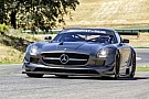 Mercedes unleashes the new SLS GT3