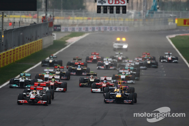 Korea among least-popular races on F1 calendar
