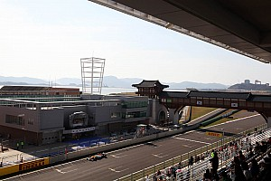Formula 1 Practice report Sahara Force India enjoyed two productive practice sessions in Yeongam