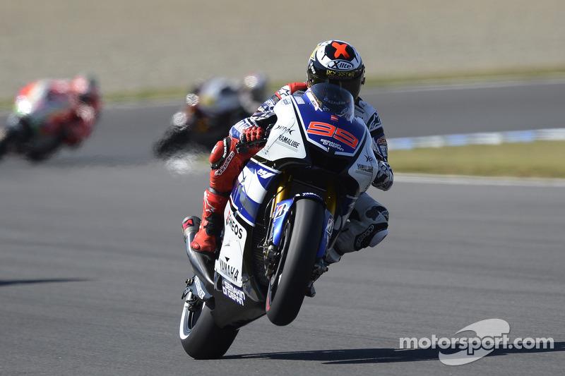 Bridgestone: Lorenzo smashes pole position record at Motegi
