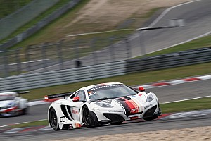 Blancpain Endurance Race report Duncan Tappy storms to  Blancpain win at Navarra