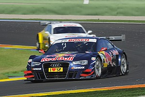 Audi travels to DTM finale as leader of the manufacturers' standings