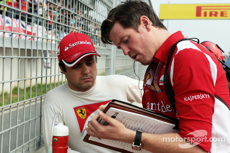 Marko puzzled by Ferrari's Massa tactics