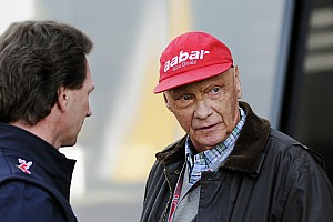 Lauda testifies against former sponsor