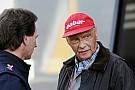 Lauda testifies against former sponsor