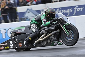 NHRA Breaking news Charlotte, Epping added to 2013 NHRA Pro Stock Motorcyle schedule