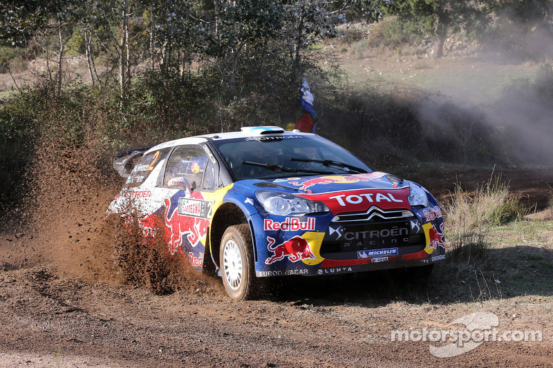 Drama in Sardinia as Hirvonen leads