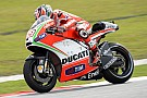 Rain affects Ducati riders day one at Malaysian Grand Prix