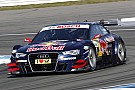 Audi on second row of the grid at DTM finale in Hockenheim